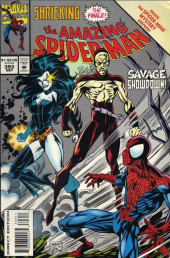 Amazing Spider-Man (The) Vol.1 (Marvel comics - 1963) -393- Shrieking the Finale: Savage Showdown!