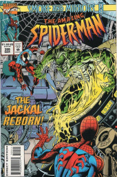 Amazing Spider-Man (The) (1963) -399- Smoke and Mirrors, Part 2 of 3: The Jackal Reborn!