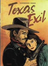 Texas exil - Tome a2019