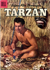 Tarzan (Dell - 1948) -89- (sans titre)