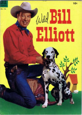Four Color Comics (Dell - 1942) -472- Wild Bill Elliott