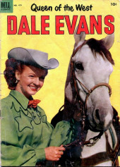 Four Color Comics (Dell - 1942) -479- Queen of the West Dale Evans