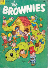 Four Color Comics (Dell - 1942) -482- The Brownies