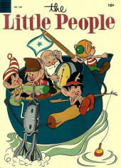 Four Color Comics (Dell - 1942) -485- The Little People