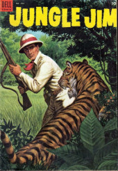 Four Color Comics (Dell - 1942) -490- Jungle Jim