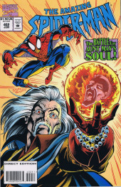 Amazing Spider-Man (The) (1963) -402- The Battle for Aunt May's Soul!