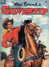 Four Color Comics (Dell - 1942) -491- Max Brand's Silvertip