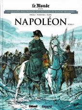 Les grands Personnages de l'Histoire en bandes dessinées -10- Napoléon - Tome 2