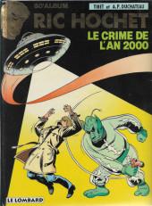 Ric Hochet -50a1997- Le crime de l'an 2000