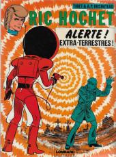 Ric Hochet -22b- Alerte ! Extra-terrestres !