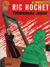 Ric Hochet -32a1984- Tribunal noir