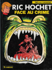 Ric Hochet -38a1984- Face au crime