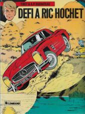 Ric Hochet -3d1981- Défi à Ric Hochet