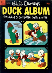 Four Color Comics (Dell - 1942) -492- Walt Disney's Duck Album