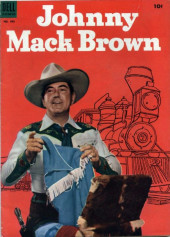 Four Color Comics (Dell - 1942) -493- Johnny Mack Brown