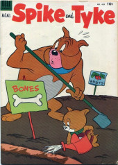 Four Color Comics (Dell - 1942) -499- M.G.M.'s Spike and Tyke