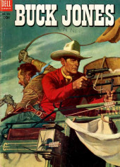 Four Color Comics (Dell - 1942) -500- Buck Jones