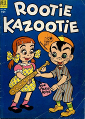 Four Color Comics (Dell - 1942) -502- Rootie Kazootie