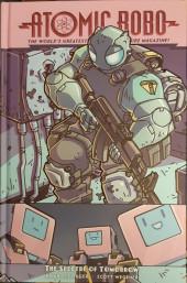 Atomic Robo (2007) - The Spectre of Tomorrow
