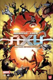 Avengers & X-Men: Axis (2014) -9- New World Disorder: Chapter 3