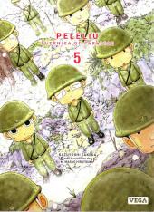 Peleliu. Guernica of paradise -5- Tome 5