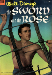 Four Color Comics (Dell - 1942) -505- The Sword and the Rose