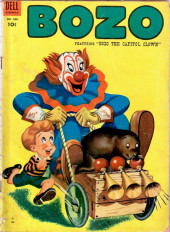 Four Color Comics (Dell - 1942) -508- Bozo, featuring Bozo the Capitol Clown