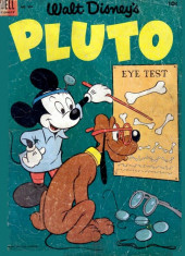 Four Color Comics (Dell - 1942) -509- Walt Disney's Pluto