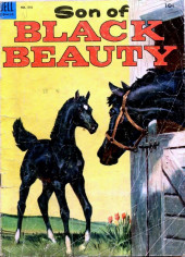 Four Color Comics (Dell - 1942) -510- Son of Black Beauty