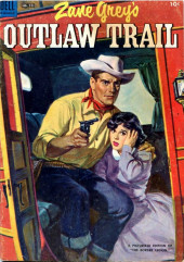 Four Color Comics (Dell - 1942) -511- Zane Grey's Outlaw Trail