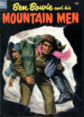 Four Color Comics (Dell - 1942) -513- Ben Bowie and His Mountain Men