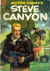 Four Color Comics (Dell - 1942) -519- Steve Canyon