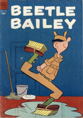 Four Color Comics (Dell - 1942) -521- Beetle Bailey