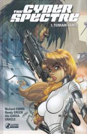 The cyber spectre -1- Terrain hanté