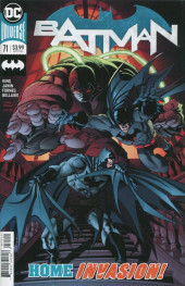 Batman Vol.3 (DC Comics - 2016) -71- The Fall and the Fallen, Part Two