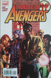 House of M: Avengers (2007) -1- Issue #1