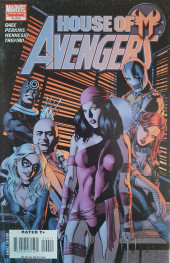 House of M: Avengers (2007) -4- Issue #4