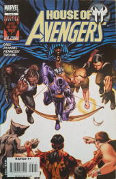 House of M: Avengers (2007) -5- Issue #5