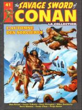 Savage Sword of Conan (The) (puis The Legend of Conan) - La Collection (Hachette) -41- L'automne des sorcières