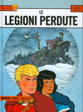 Alix (en italien) -6- Le legioni perdute