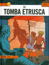 Alix (en italien) -8- La tomba etrusca