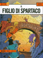 Alix (en italien) -12a- Il figlio di spartaco