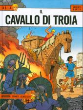 Alix (en italien) -19- Il cavallo di troia