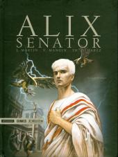 Alix senator (en italien) -1- Le aquile di sangue