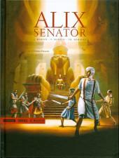 Alix senator (en italien) -2- L'ultimo faraone