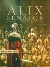 Alix senator (en italien) -3- La congiura dei rapaci