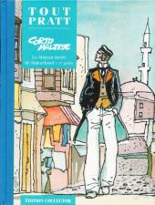 Tout Pratt (collection Altaya) -12- Corto Maltese - La Maison dorée de Samarkand - 1ère partie