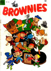 Four Color Comics (Dell - 1942) -522- The Brownies