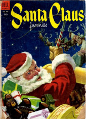 Four Color Comics (Dell - 1942) -525- Santa Claus Funnies