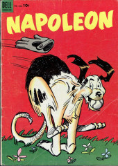 Four Color Comics (Dell - 1942) -526- Napoleon